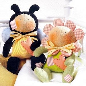 Пчелы и цветы. Тео и Теа (300x300, 21Kb)