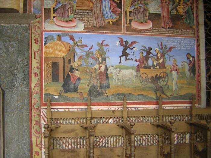 Рильский монастырь 27556