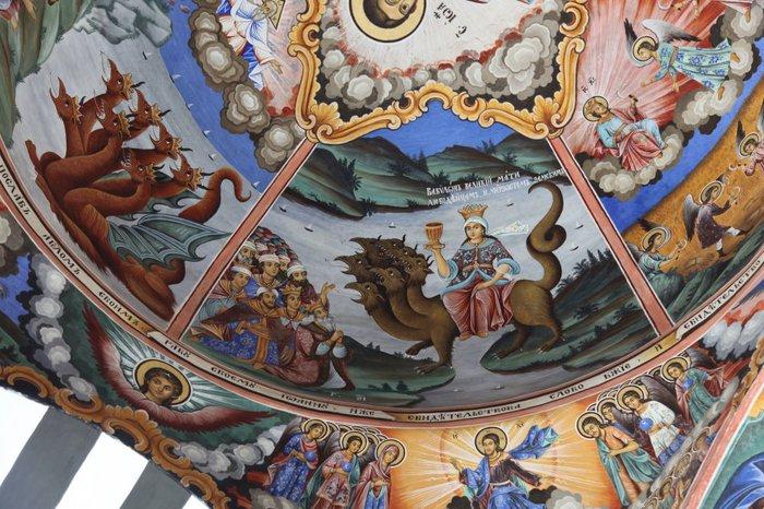 Рильский монастырь 58770