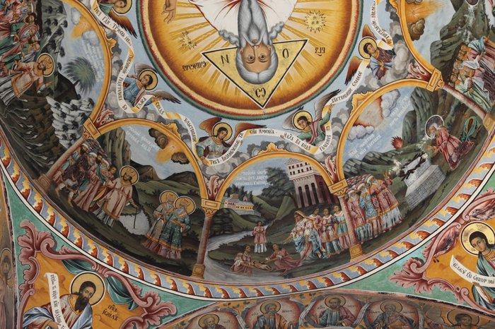 Рильский монастырь 73501