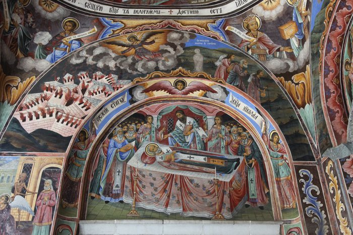 Рильский монастырь 65071