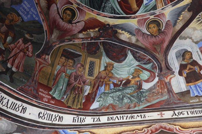 Рильский монастырь 28397