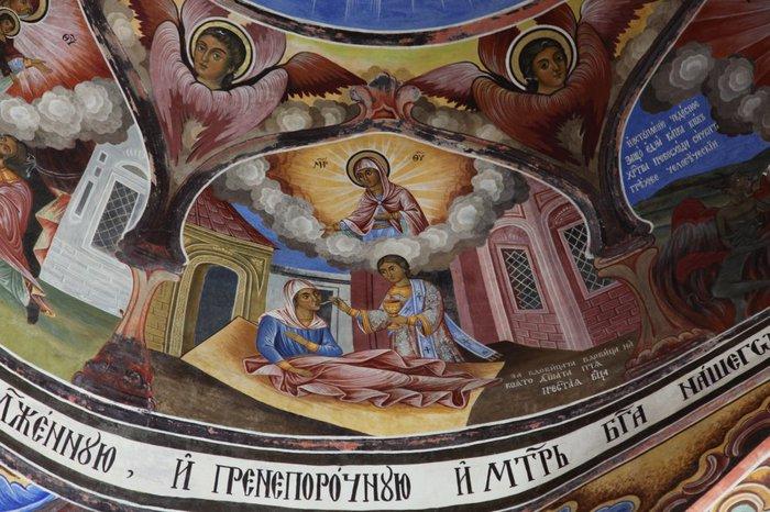 Рильский монастырь 10410