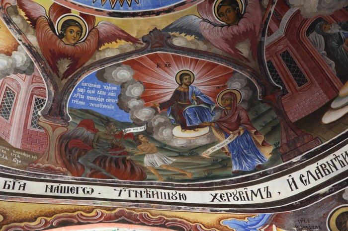 Рильский монастырь 51744