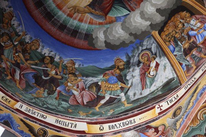 Рильский монастырь 58803