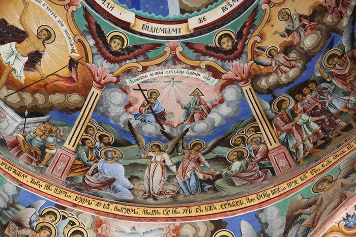 Рильский монастырь 33970