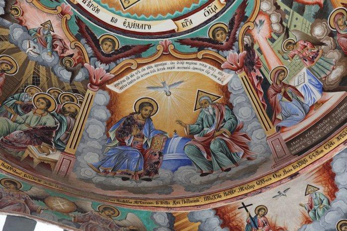 Рильский монастырь 36449