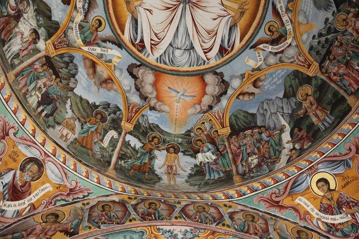 Рильский монастырь 90410