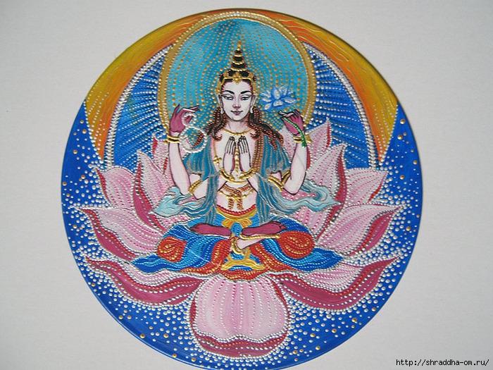 Будда Авалокитешвара (1) (700x525, 350Kb)