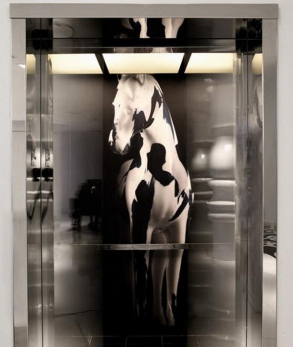 Удивительно красивый дизайн отеля Mondrian South Beach 3 (591x700, 263Kb)