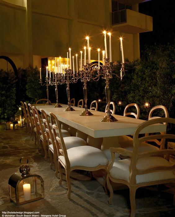 Удивительно красивый дизайн отеля Mondrian South Beach 5 (564x700, 429Kb)