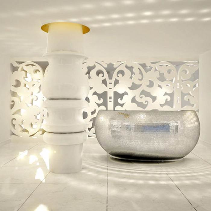 Удивительно красивый дизайн отеля Mondrian South Beach 7 (700x700, 70Kb)