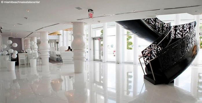 Удивительно красивый дизайн отеля Mondrian South Beach 17 (700x357, 59Kb)