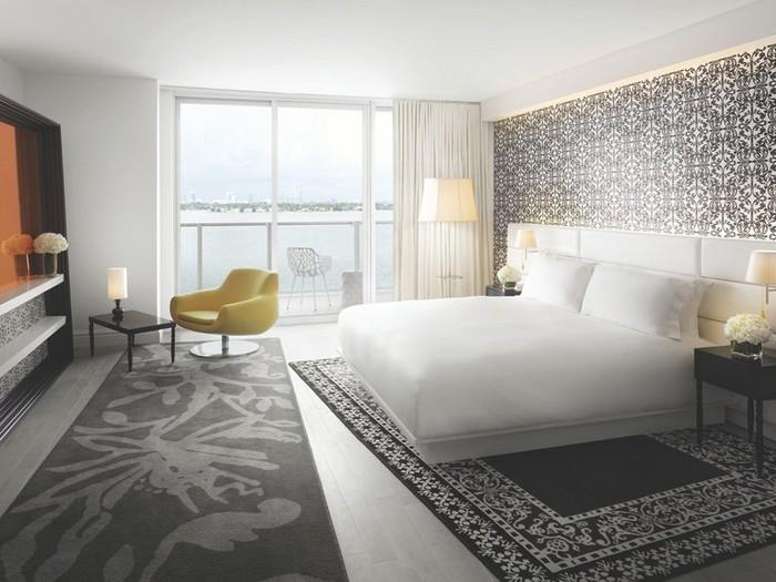 Удивительно красивый дизайн отеля Mondrian South Beach 19 (700x525, 86Kb)