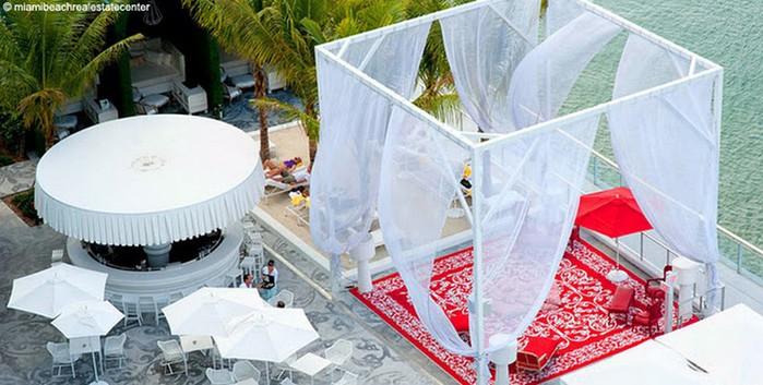 Удивительно красивый дизайн отеля Mondrian South Beach 22 (700x353, 87Kb)