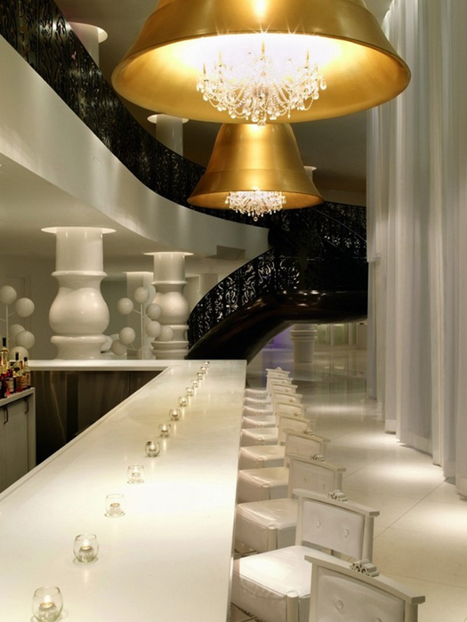 Удивительно красивый дизайн отеля Mondrian South Beach 27 (525x700, 315Kb)