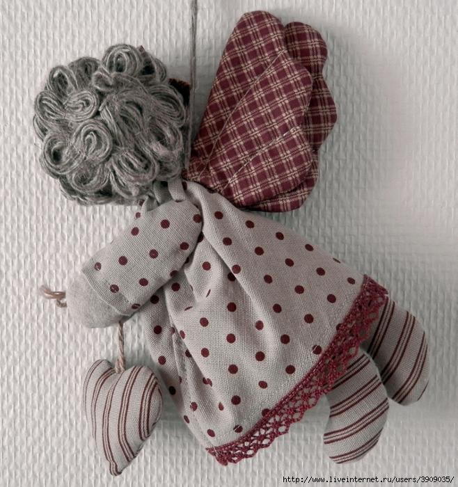 Сшить куклу своими руками мастер класс