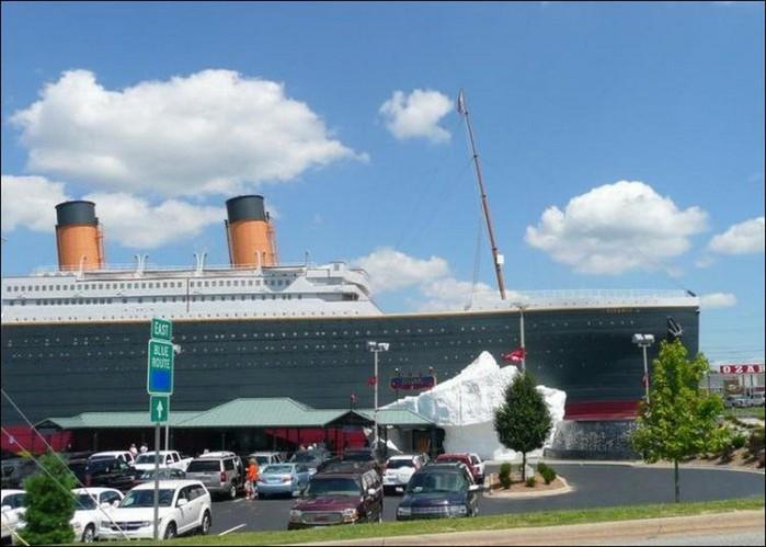 Сто лет назад произошло кораблекрушение Титаника 4 (700x499, 78Kb)