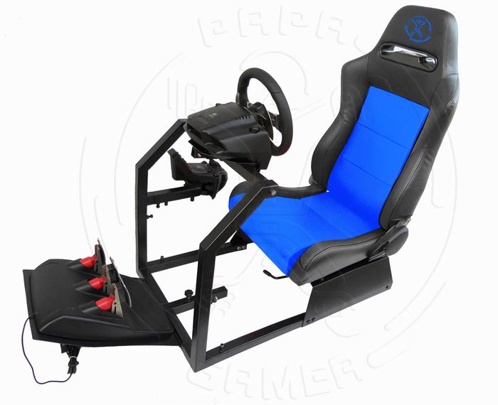 Кресло для игрового руля