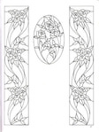 Превью Decorative Doorways Stained Glass - 17 (384x512, 64Kb)
