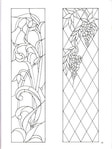 Превью Decorative Doorways Stained Glass - 39 (384x512, 60Kb)