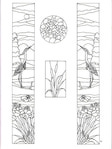 Превью Decorative Doorways Stained Glass - 45 (384x512, 56Kb)
