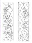 Превью Decorative Doorways Stained Glass - 53 (384x512, 61Kb)