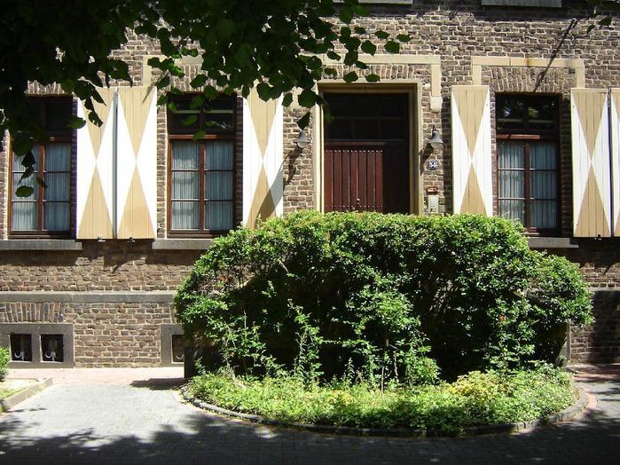 ЗАМОК Паттендорф - Schloss Paffendorf 36348