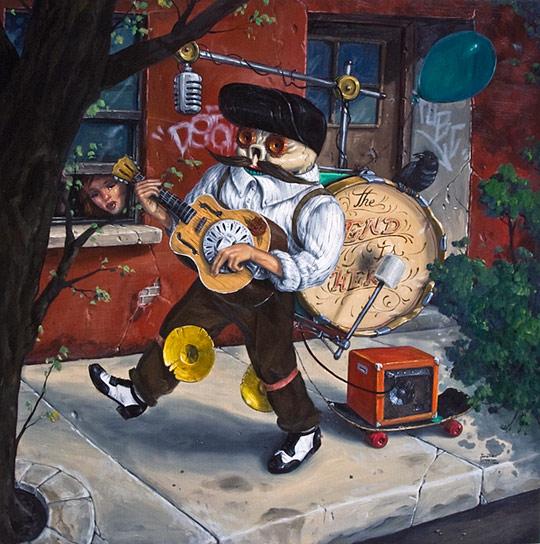 Картины сюрреалистов современности 6 (540x544, 104Kb)