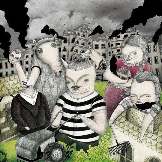 Картины сюрреалистов современности 22 (540x540, 123Kb)