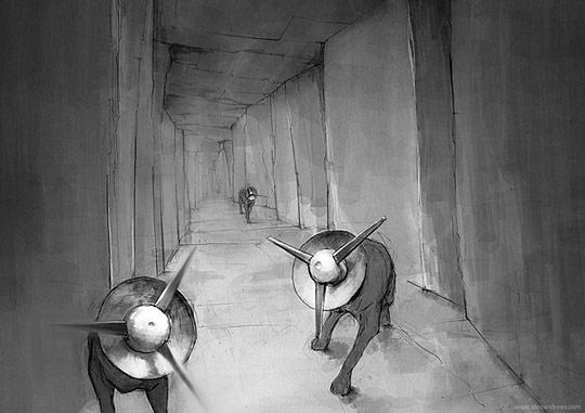 Картины сюрреалистов современности 41 (540x381, 43Kb)