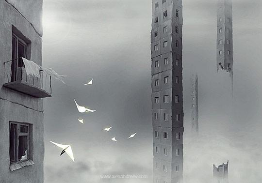 Картины сюрреалистов современности 53 (540x378, 32Kb)