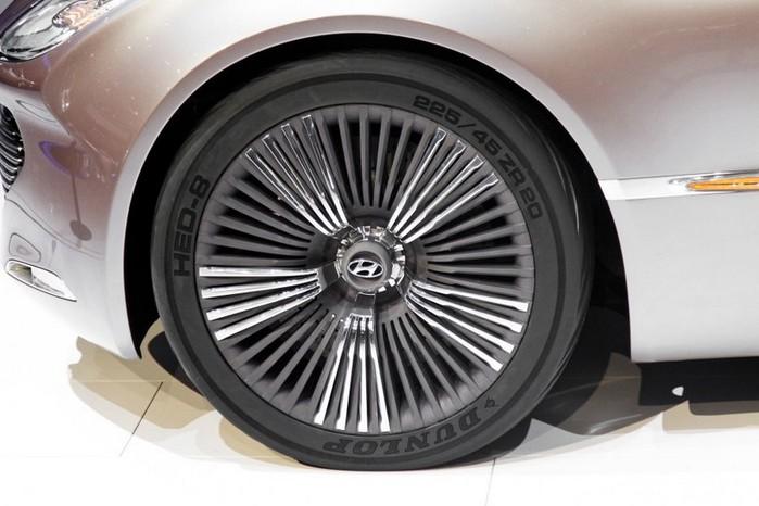 Футуристичный концепт кар I-ioniq от Hyundai 10 (700x466, 74Kb)