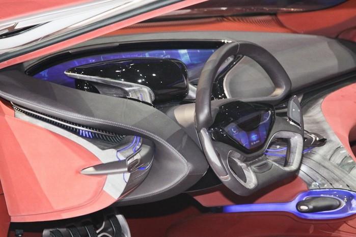 Футуристичный концепт кар I-ioniq от Hyundai 16 (700x466, 82Kb)