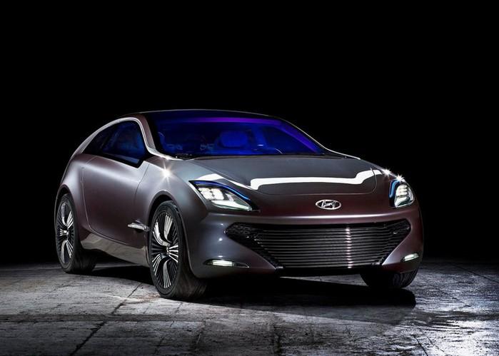 Футуристичный концепт кар I-ioniq от Hyundai 18 (700x499, 64Kb)