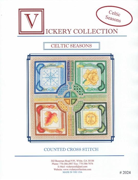 кельстские времена года карт