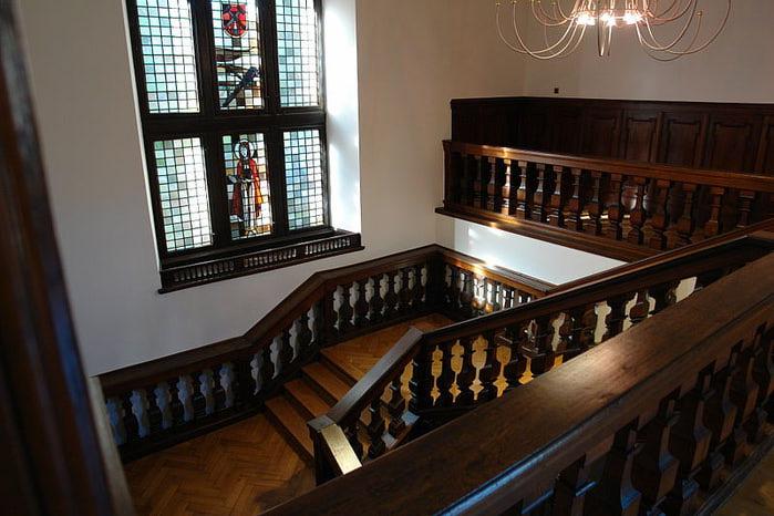 ЗАМОК Паттендорф - Schloss Paffendorf 98529