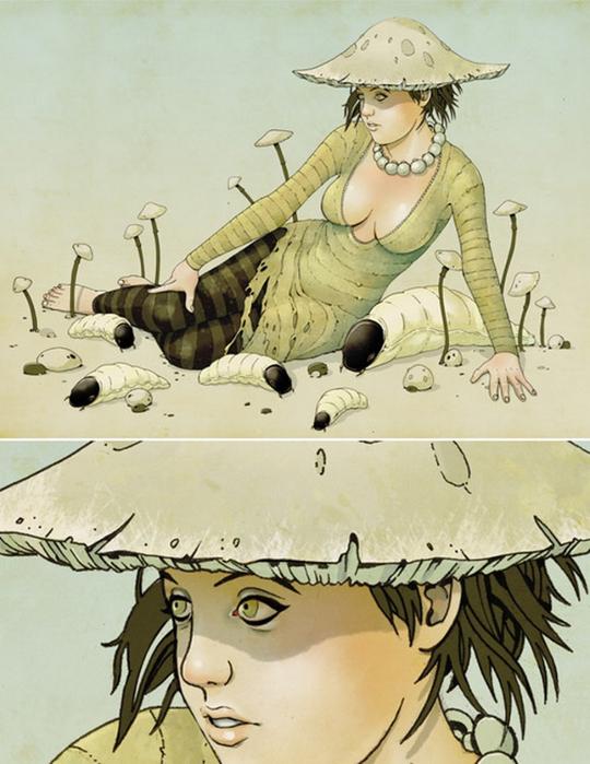 Лучшие иллюстраторы - Jason Levesqu 23 (540x700, 367Kb)