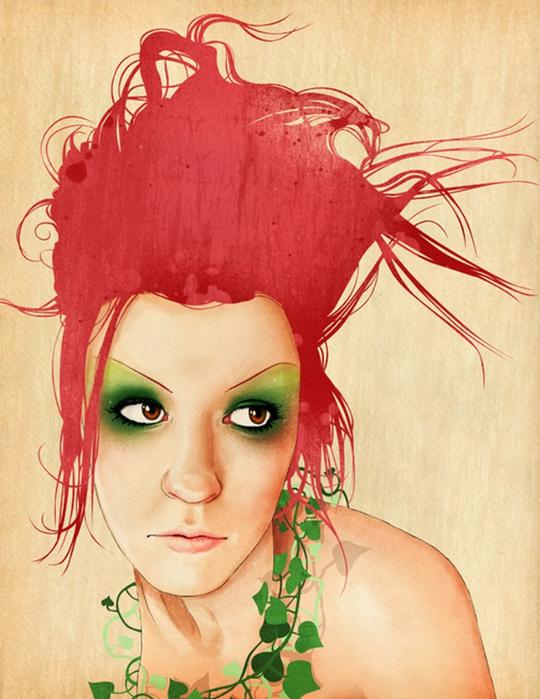 Лучшие иллюстраторы - Jason Levesqu 72 (540x700, 394Kb)
