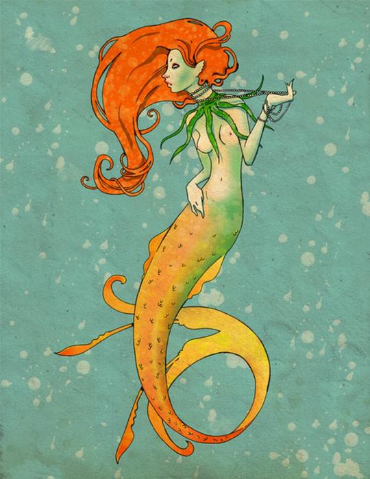Лучшие иллюстраторы - Jason Levesqu 83 (540x700, 429Kb)