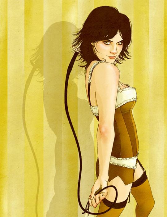 Лучшие иллюстраторы - Jason Levesqu 85 (540x700, 388Kb)