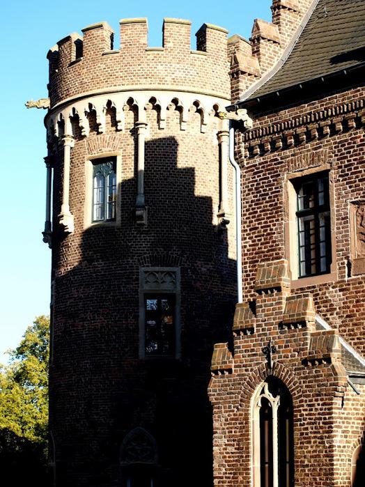 ЗАМОК Паттендорф - Schloss Paffendorf 88463