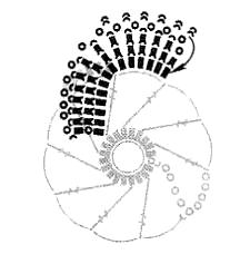 схема-вязания-цветка-1 (225x237, 8Kb)