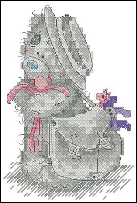 Мишки Тедди - Девочка.