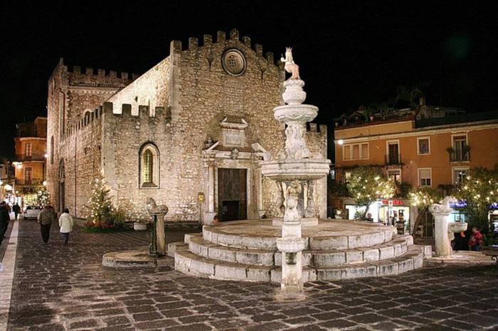 Che ora a Taormina
