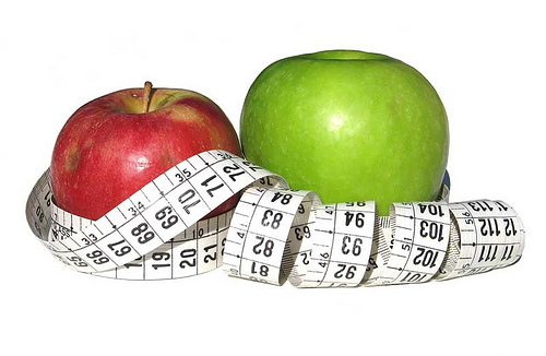 яблочная диета (500x326, 63Kb)
