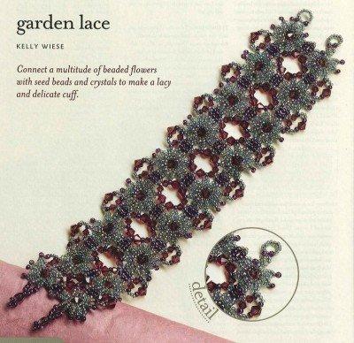Очень красивый браслет сплетенный из двух цветов бисера и кристаллов.  На примерах показаны несколько вариантов...