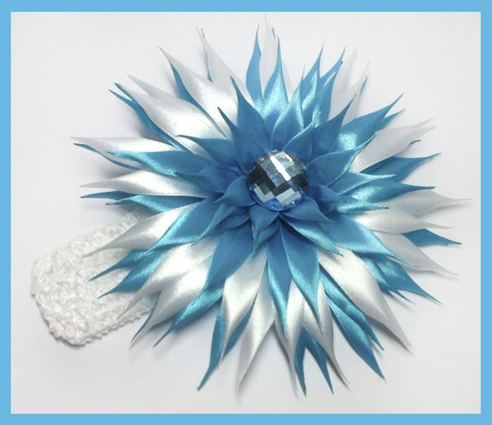 голубая астра (700x605, 234Kb)