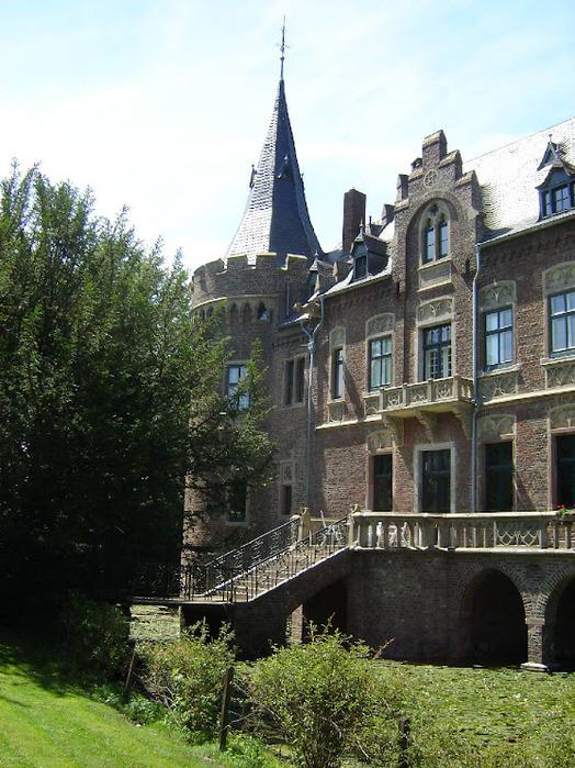 ЗАМОК Паттендорф - Schloss Paffendorf 98681