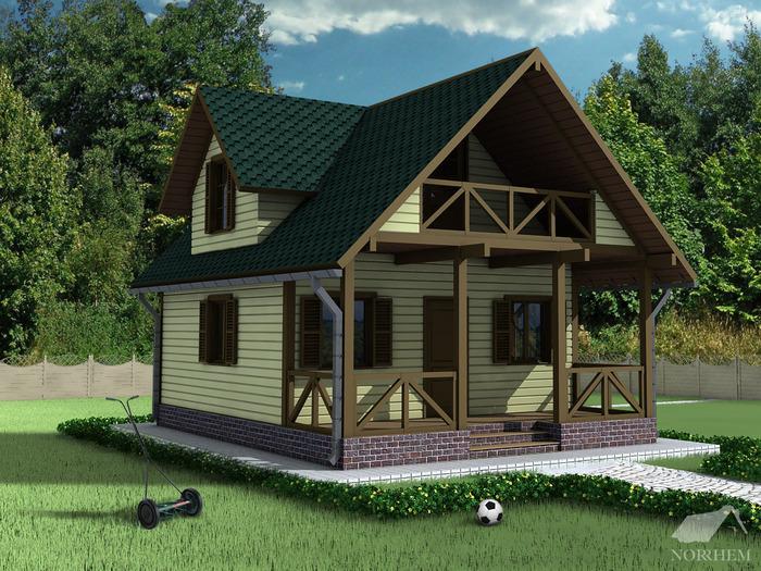 загородный дом (700x525, 199Kb)
